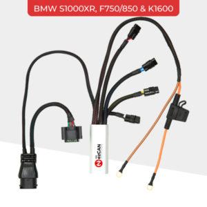 HEX ezCAN K1600, F750, F850 & S1000XR Gen II
